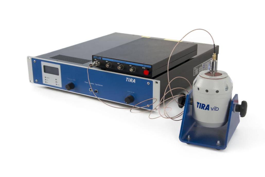Системы вибрационных испытаний